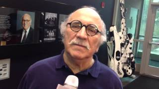 VIDEO: Tommy LiPuma Visits Tri-C for Session & Public Talk