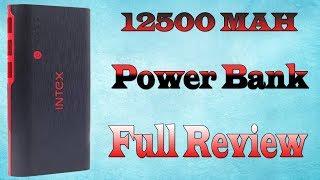 Intex 12500 mAh Power Bank Full Review
