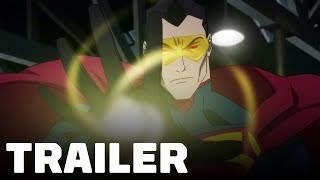 Reign of the Supermen - Exclusive Trailer (2019) Jerry O