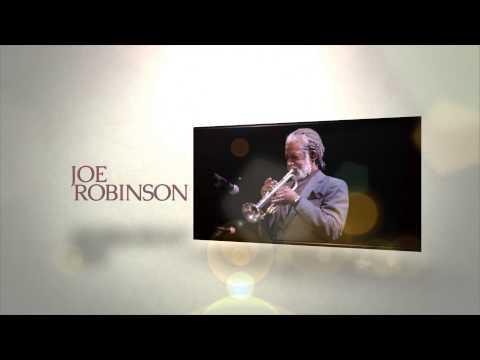 Joe Robinson Jazz Trumpet Artist