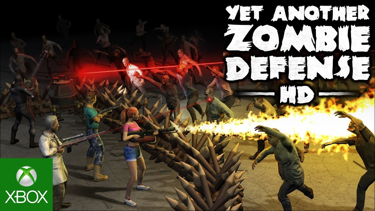 Yet Another Zombie Defense HD - Launch Trailer