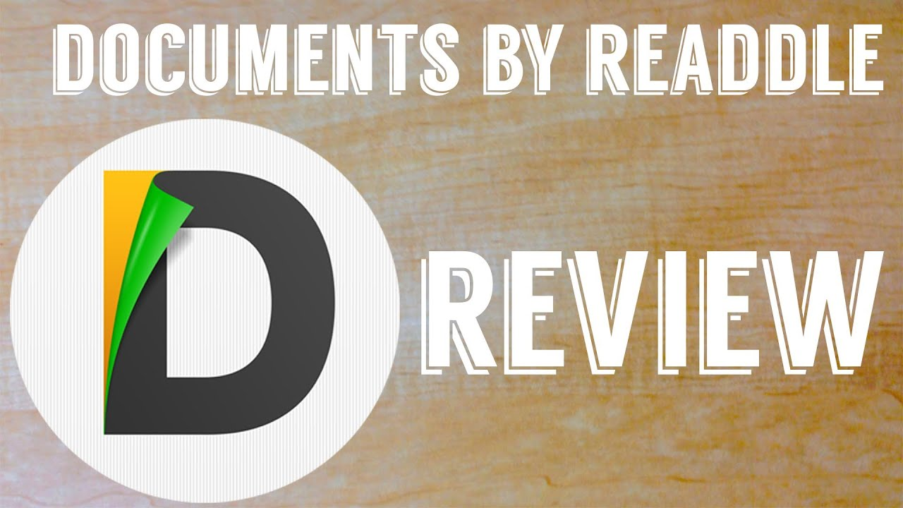 Documents Readdle