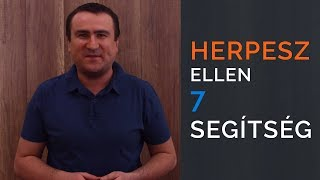 Herpesz ellen 7 természetes megoldás