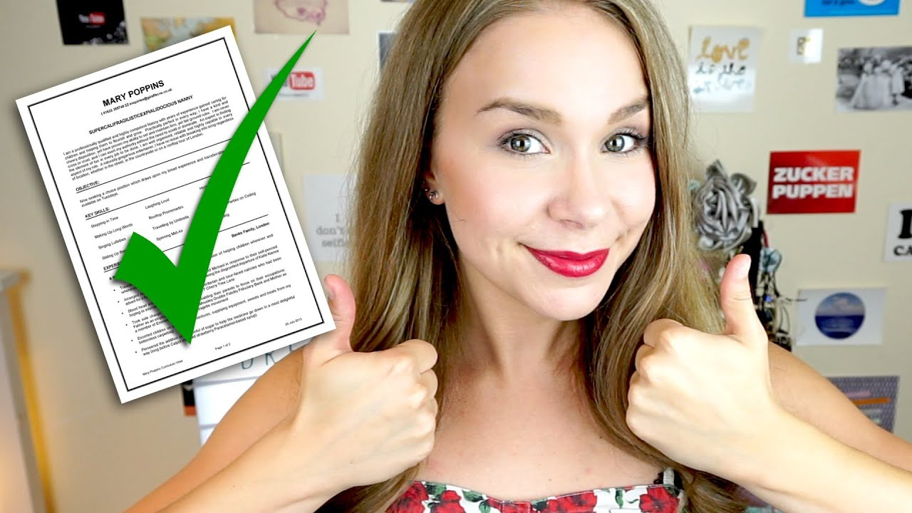 how to write the perfect resume    cv - tips  u0026 tricks
