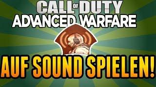 Advanced Warfare: AUF SOUND SPIELEN FUNKTIONIERT! Gegner orten /