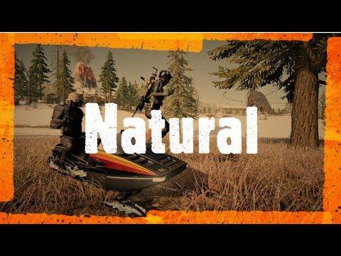 Natural | A PUBG MONTAGE (60FPS)