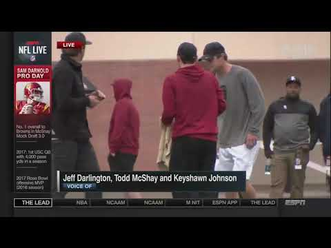 NFL Live (March 21, 2018) Analysts break down the latest news...