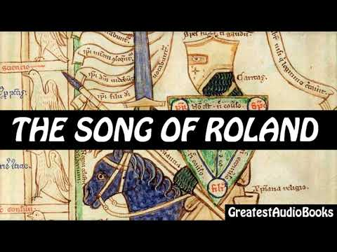THE SONG OF ROLAND by Anonymous - FULL AudioBook   GreatestAudioBooks