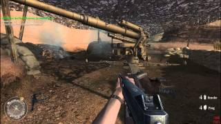 Call of Duty 2 playthrough part 10: Operation Supercharge [HD]