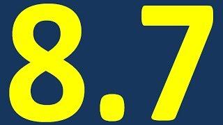 АНГЛИЙСКИЙ ЯЗЫК ШАГ ЗА ШАГОМ. ENGLISH GALAXY УРОК 8.7 КОНТРОЛЬНАЯ УРОКИ АНГЛИЙСКОГО ЯЗЫКА