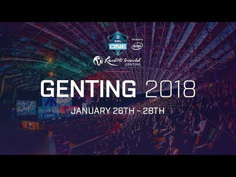 NewBee vs Liquid - ESL One Genting 2018 - G3