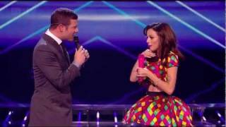 cher lloyd with ur love x factor 2011 results show 4 hd