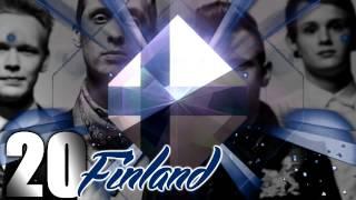 Eurovision 2014: Top 37 Songs (Pre-Show)