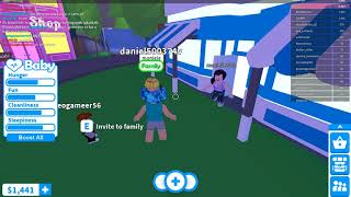 PRECONSEITO TEST À ROBLOX Ft-Daniel rectal Camila 348 ETC.