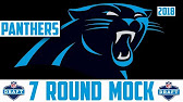 Unboxing and review  Carolina Panthers 2018 NFL Draft Hat - YouTube 1928ee2de