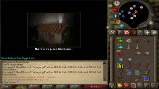 My Arm Brazier Lighting Guide - Old School RuneScape