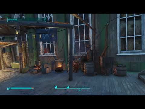 Glowing Sea Settlement - Fallout 4 - Conquest Mod