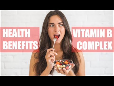 Health Benefits Of Vitamin B Complex! Natural Foods High In B Vitamins (Whiteboard Animation)