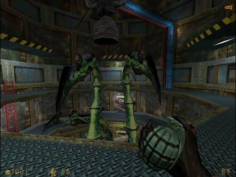 PC Longplay [099] Half-Life (part 1 of 2)