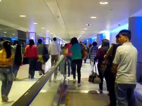 Inside Abu Dhabi International Airport, UAE