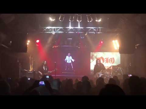 06.12.2017 DIO Returns: The World Tour - Heaven And Hell, Bochum, Germany [DIO hologram]