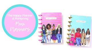 The Happy Planner | Rongrong Collection | MINI Planners