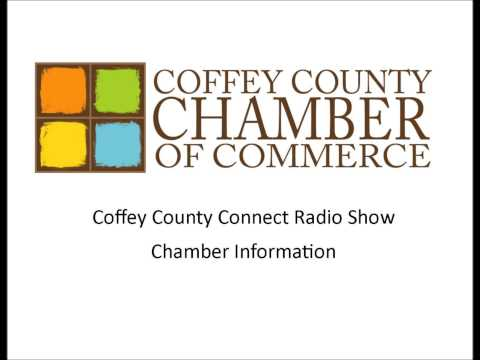 Chamber Connect Radio Show-Coffey County EXPO