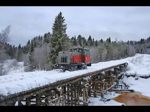 Зима на Лойгинской