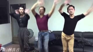 Nhảy khớp nhạc hài hước nhất 2015