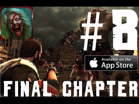 2013 Infected War iPhone / Walkthrough Mission 8 (Final Chapter): Hardwell Park HD