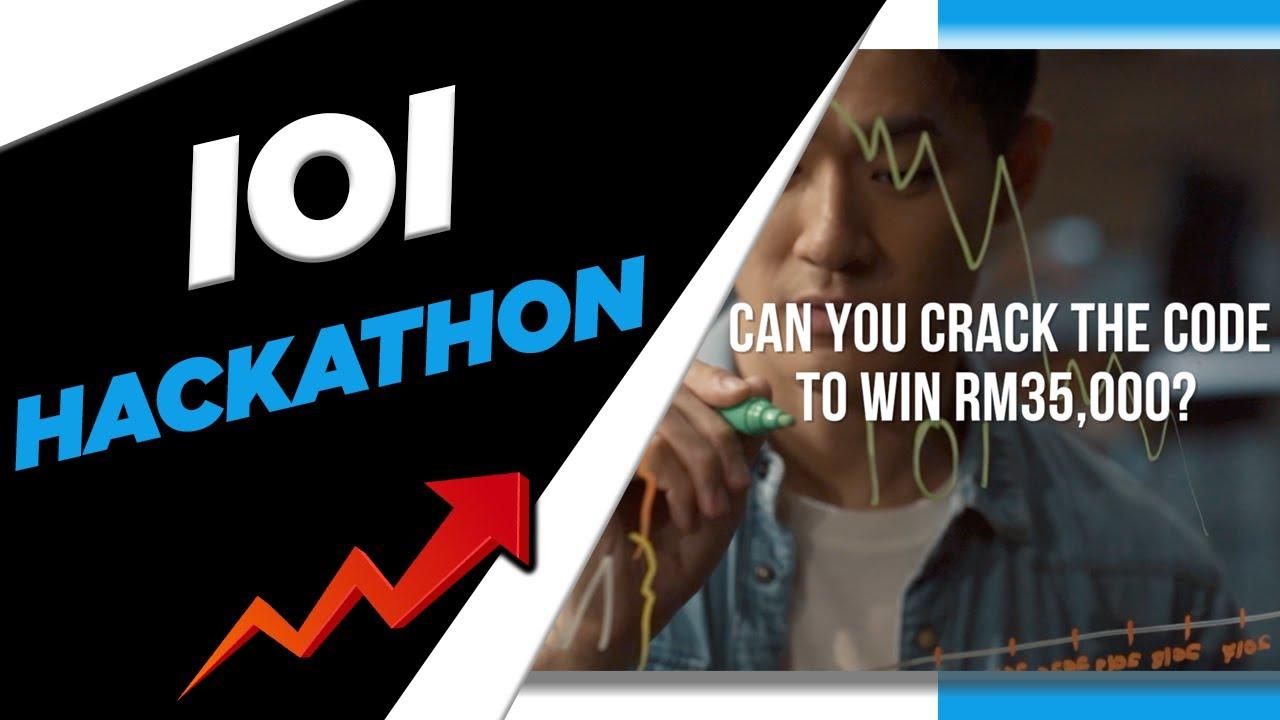 Live. Live! IOI Hackathon! 📱 💻