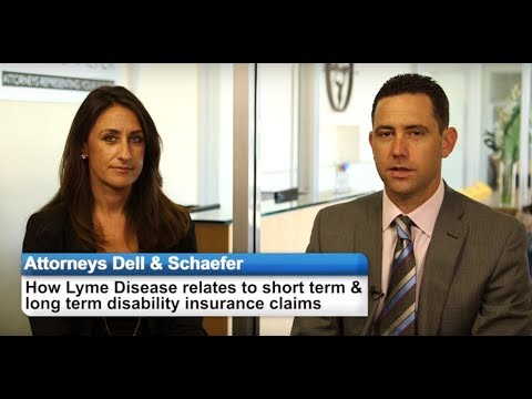 Lyme Disease Long Term Disability Insurance Claim Tips