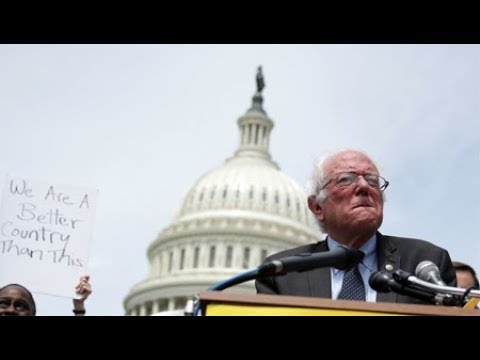 Democrats Follow Bernie Sanders' Lead on Single-Payer