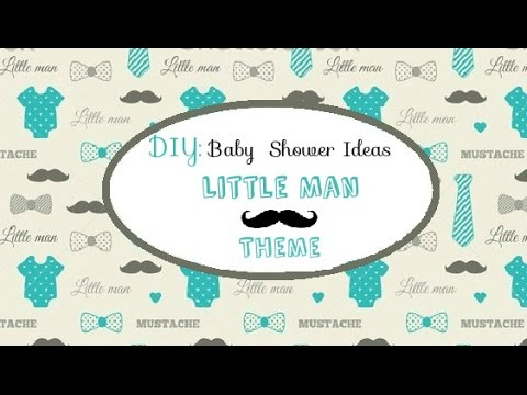 Pinterest Diy Baby Shower Ideas For A Boy Part 2 Of 2 Youtube