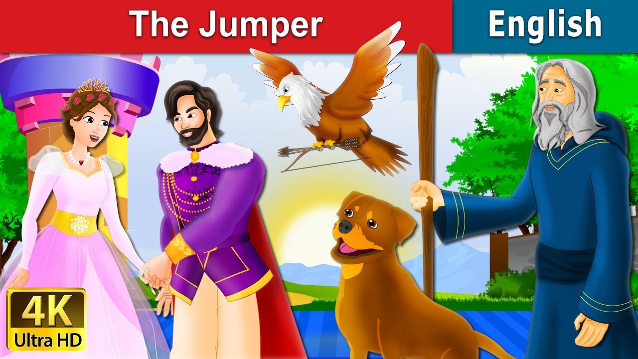 Download The Jumper Story in English | Stories for Teenagers | English Fairy Tales