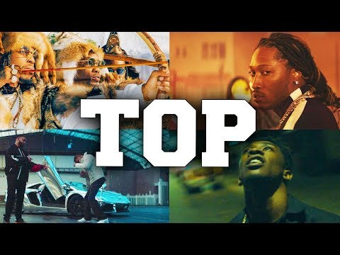 TOP 50 Trap Rap Songs of 2017