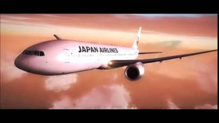 Japan Airlines virtual  Official  Promotional Video 2