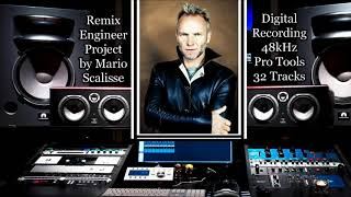 Fields Of Gold (48kHz New Mix) Sting