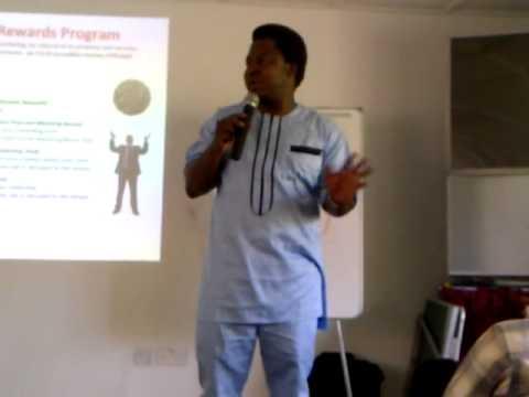 A2W Jos Rally Deolu Akinyemi on Business Presentation