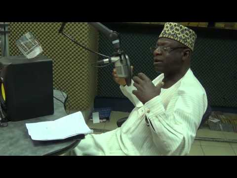 THE DISCOURSE with JIMI DISU/BRIG GEN Alabi Isamah