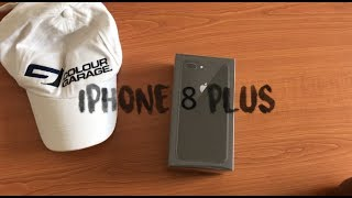 Gambar cover Apple iPhone 8 Plus Unboxing   Space Grey    Colour Garage   Netherlands   India  