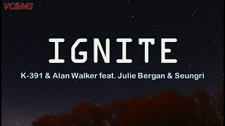 Download lagu Ignite K 1 Alan Walker feat Julie Bergan Seungri