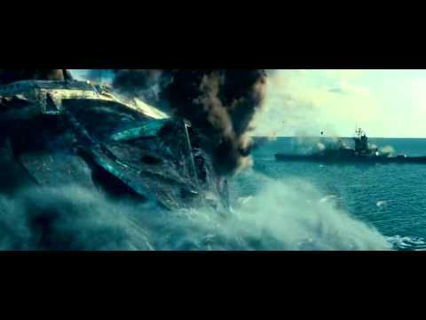 Trailer do filme Battleship - A Batalha dos Mares