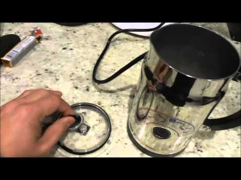 How To Use The Nespresso Aeroccino Plus Milk Frother-Make Cappuccinos And Lattes