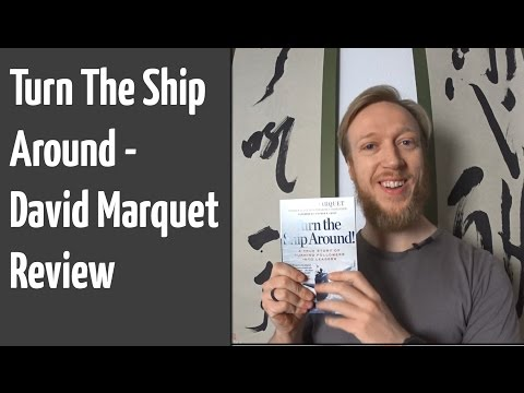 Turn The Ship Around - David Marquet - Review Booktube