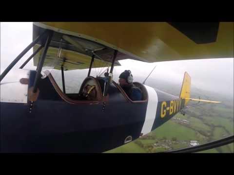 Tom Harrison - Pietenpol Aircamper G-BVYY