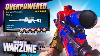 The BEST SNIPER LOADOUT w/ FaZe Rug, Blaze & Speros (Warzone AX-50)