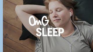 Ontspanningsoefening voor het slapen gaan