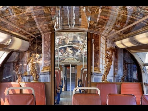424. The incredibly luxurious Versailles Train