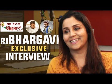 RJ Bhargavi Exclusive Interview | Band Baaja With Bhargavi | Radio Mirchi 98.3FM | TFPC
